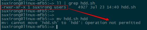 Linux下巧用chattr、watch命令的实例